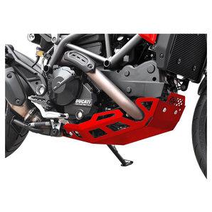 Zieger Motorschutz in rot für diverse Modelle- Aluminium Motorrad