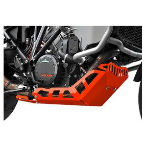 Zieger Motorschutz in orange für diverse Modelle- Aluminium Motorrad