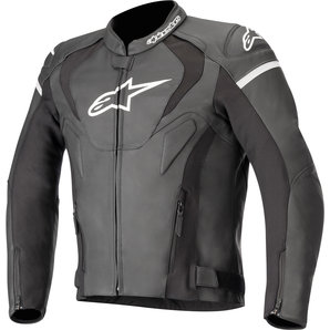 Jaws V3 leather combi jacket