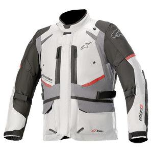 Alpinestars Andes V3 DS Textiljacke Grau Anthrazit Schwarz alpinestars Motorrad