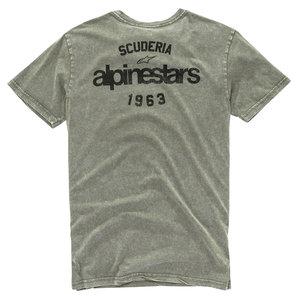 Alpinestars Ease Premium T-Shirt Oliv alpinestars Motorrad