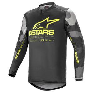 Alpinestars Racer Tactical Jersey Camouflage Neon alpinestars Motorrad