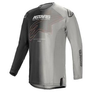 Alpinestars Techstar Phantom Jersey Anthrazit Orange alpinestars Motorrad