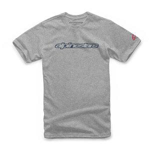 Alpinestars Wordmark T-Shirt Grau alpinestars Motorrad