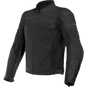 Agile Leather Jacket