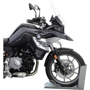 für Yamaha XJ 900 S Diversion schwarz eloxiert Schraubensatz Windschutzscheibe