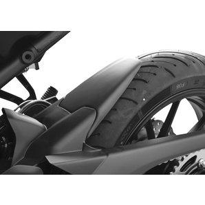 Bodystyle Hinterradabdeckungverlängerung matt-schwarz Motorrad