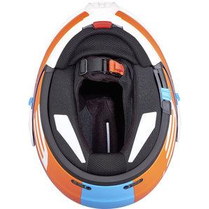 0f9c712d591f5 Buy Schuberth E1 Cut Blue Enduro Helmet