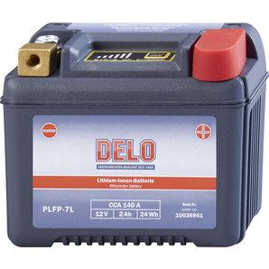 DELO Lithium-Ionen-Batterien Delo Motorrad