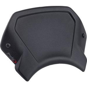 Puig Front Verkleidung Aluminium schwarz- mit ABE Motorrad