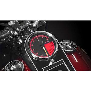 Koso HD-05 Meter für Harley Davidson Tacho- und Drehzahlmesser Motorrad
