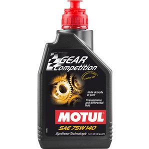 Motul Getriebeöl 75W-140 Gear Competition- 1 Liter Motorrad