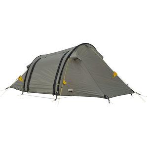 Wechsel Aurora 1 Oak Doppelwand-Zelt Travel Line Tents Motorrad
