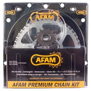AFAM Kettensatz Kette- Ritzel- Kettenrad Motorrad