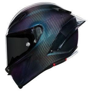 AGV Pista GP RR Irridium Carbon- Integralhelm Carbon Motorrad