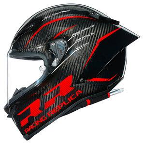 AGV Pista GP RR Performance Integralhelm Carbon Rot Motorrad