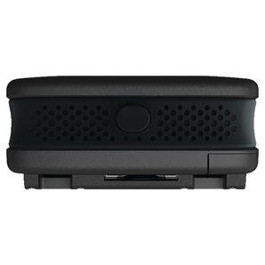 ABUS Alarmbox in schwarz vielseitig einsetzbar Motorrad
