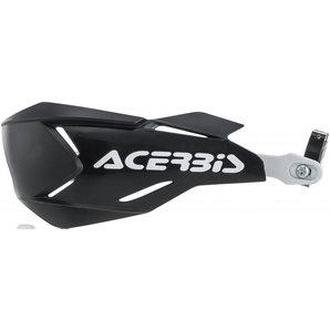 Acerbis Handprotektoren X-Factory mit Kit- schwarz ACERBIS Motorrad