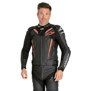 Atem V3 Leather combi jacket