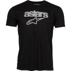 Alpinestars T-Shirt Louis Special Classic Schwarz alpinestars Motorrad