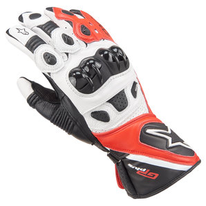 Alpinestars GP Plus Louis Edition Handschuhe Schwarz Rot Weiss alpinestars Motorrad