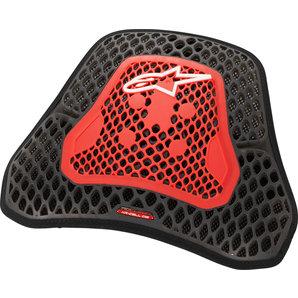 alpinestars KR-Cell CIR Brustprotektor Schwarz Rot Motorrad