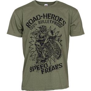 ROAD HEROES T-SHIRT