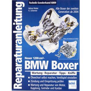 Bucheli Reparaturanleitung Der neue BMW Boxer- Technik-Sonderband 6009- 192 S- Motorrad