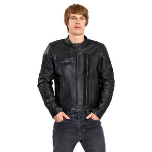 Classic II leather jacket