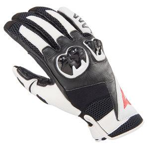 Dainese MIG C2 Handschuhe Schwarz Weiss Motorrad