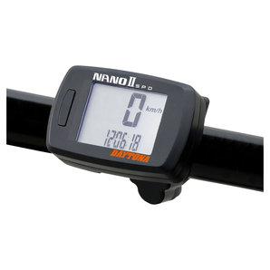 Daytona Nano-2 Digitaler LCD Tachometer Corporation Motorrad