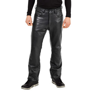 DL-PM-1 leather jeans