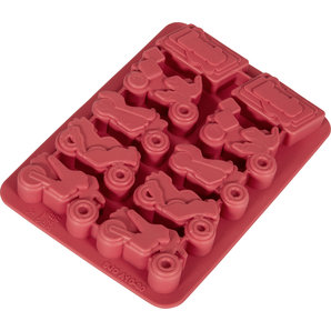 "Ice Cube Tray""Motorcycle"""