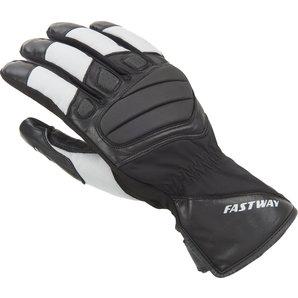 Fastway Easy II Handschuhe Schwarz Grau FASTWAY Motorrad
