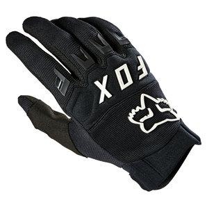 Fox Dirtpaw Handschuhe Schwarz Weiss FOX Motorrad
