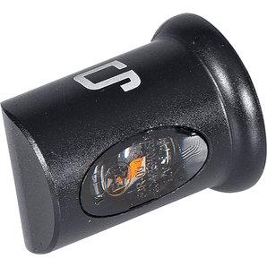 gazzini Power-LED-Blinker zum Ankleben Schwarz- Stück Motorrad