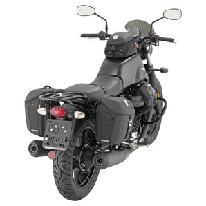 Abstandshalter für Satteltaschen MT501 schwarz Givi Motorrad