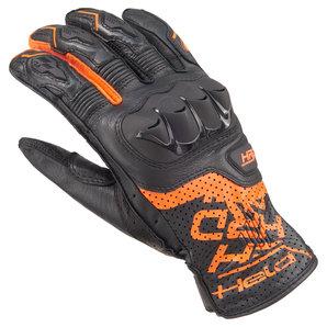 Held 21912 Louis Edition Handschuhe Schwarz Orange Motorrad