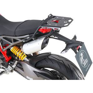 Hepco und Becker Minirack Motorrad