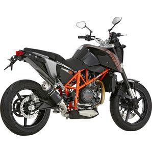 HURRIC Endschalldämpfer Louis Edition mit EG-BE Hurric Motorrad