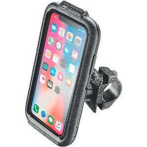 iPhone XR Gehäuse für Rohrlenker (Rundrohr) Interphone Motorrad