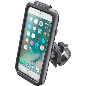 iPhone XS Max Gehäuse für Rohrlenker (Rundrohr) Interphone Motorrad