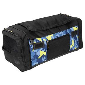 Louis Reisetasche schwarz-blau-gelb Motorrad