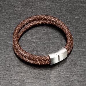 Louis *Leather* Lederarmband FI 203 21,5CM