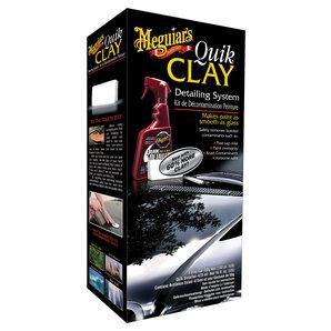 Meguiar-s Quik Clay Detailing System Lackreiniger - Starter Kit Meguiars Motorrad