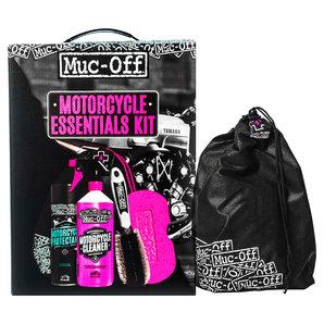 Muc-Off Essentials Motorcycle Kit Motorrad