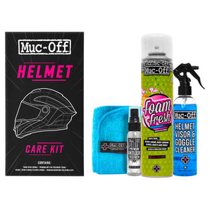 Muc-Off Helmet Care Kit Motorrad