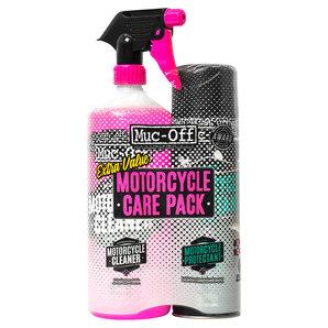 Muc-Off Motorcycle Care Pack Motorrad