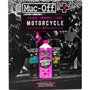 Muc-Off Motorcycle Clean- Protect- Lube Kit Motorrad