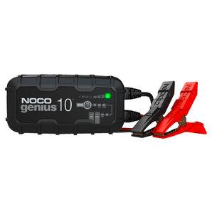 GENIUS10 smartes Batterieladegerät 6V-12V 10A NOCO Ladegrät Auto und Motorrad Motorrad